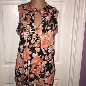 Lauren Ralph Lauren floral blouse